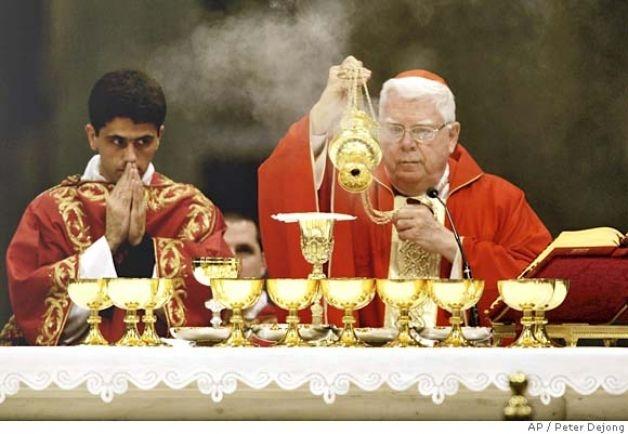 Catholic-rituals